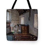 Celynnin Church V2 Tote Bag by Adrian Evans