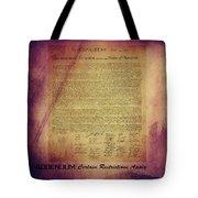 Certain Restrictions Apply Tote Bag by Gunter Nezhoda