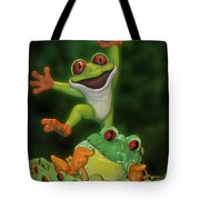 Cha Cha Sign Tote Bag by Thomas Woolworth