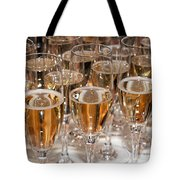 Champagne 01 Tote Bag by Rick Piper Photography