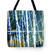 Chaos Tote Bag by Gwyn Newcombe