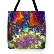 Chaos Of Unrealized Ideas Tote Bag by Elizabeth McTaggart
