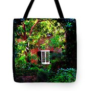 Charleston's Charm And Hidden Gems  Tote Bag by Susanne Van Hulst