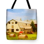 Charlotte Vermont Gem Tote Bag by Deborah Benoit