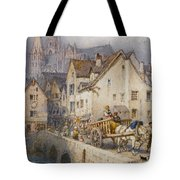 Charters Tote Bag by Myles Birket Foster