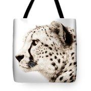 Cheetah Tote Bag by Jacky Gerritsen
