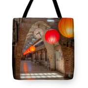 Chelsea Market I Tote Bag by Clarence Holmes