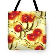 Cherry Jelly Tote Bag by Anastasiya Malakhova