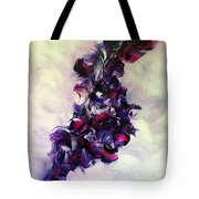Cherry Rock'n Roll Tote Bag by Isabelle Vobmann