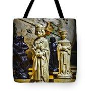 Chess - The Sacrifice Tote Bag by Paul Ward