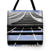 Chicago - Chase Tower Tote Bag by Christine Till