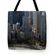 Chicago The Drake Tote Bag by Thomas Woolworth