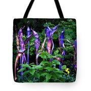 Chihuly Woods Tote Bag by Diana Powell