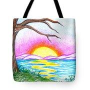 Childlike Wonder Tote Bag by Shawna Rowe