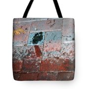 Children Near Tote Bag by Bobbee Rickard