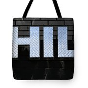 Chill Tote Bag by Andrew Fare