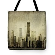 Chitown Tote Bag by Andrew Paranavitana