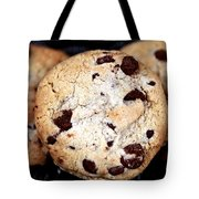 Chocolate Chip Cookies Tote Bag by John Rizzuto
