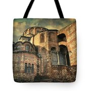 Chora Church Tote Bag by Taylan Soyturk