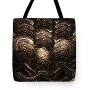 Chromium Tote Bag by Kim Sy Ok