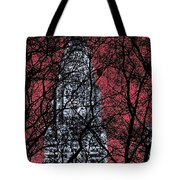 Chrysler Building 8 Tote Bag by Andrew Fare