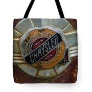 Chrysler Tote Bag by Jean Noren