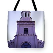 Church Tote Bag by Andrea Anderegg