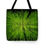 Circuit Zoom Tote Bag by Jerry McElroy
