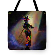 Cat O Nine Tails Tote Bag by Kd Neeley