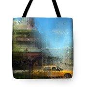 City-Art MIAMI BEACH Art Deco Tote Bag by Melanie Viola