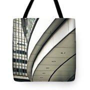 City Buildings Tote Bag by Tom Gowanlock
