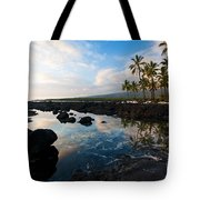 City Of Refuge Beach Tote Bag by Mike Reid