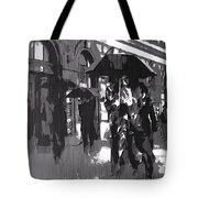 City Rain Tote Bag by Dan Sproul