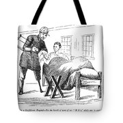 Civil War: Army Physician Tote Bag by Granger