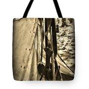 Civil War  Duty Belt Tote Bag by Paul Ward