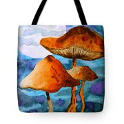 Claiming The Moon Tote Bag by Beverley Harper Tinsley