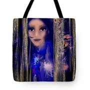 Clairvoyant Seven Tote Bag by Patricia Motley