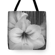 Classic Lilies Tote Bag by Greg Patzer