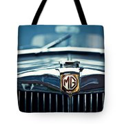 Classic Marque Tote Bag by Dave Bowman