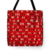 Classic Movie Musicals Tote Bag by Andee Design