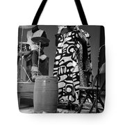 Clifford Jarvis And Sonny 1968 Tote Bag by Lee  Santa