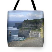 Cliffs Of Moher 4 Tote Bag by Mike McGlothlen
