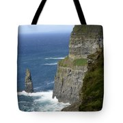 Cliffs Of Moher 7 Tote Bag by Mike McGlothlen