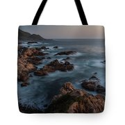 Coastal Tranquility Tote Bag by Mike Reid