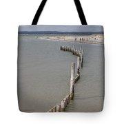 Coastal Vision Tote Bag by Hugh Reynolds