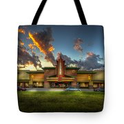 Cobb Theater Tote Bag by Marvin Spates