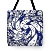 Cohesive Differences Tote Bag by Will Borden