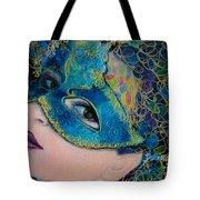 Colombina's Sight Tote Bag by Dorina  Costras