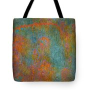 Color Abstraction Xii Tote Bag by David Gordon