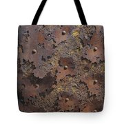 Color of Steel 2 Tote Bag by Fran Riley